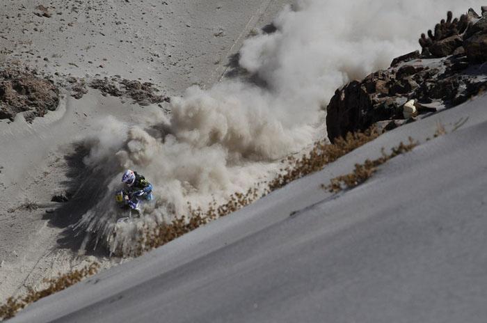 MOTORSPORT - DAKAR PERU CHILE ARGENTINA  2013 - STAGE 5 / ETAPE 5 - AREQUIPA (PER) TO ARICA (CHI) - 09/01/2013 - PHOTO : FREDERIC LE FLOCÔH / DPPI -